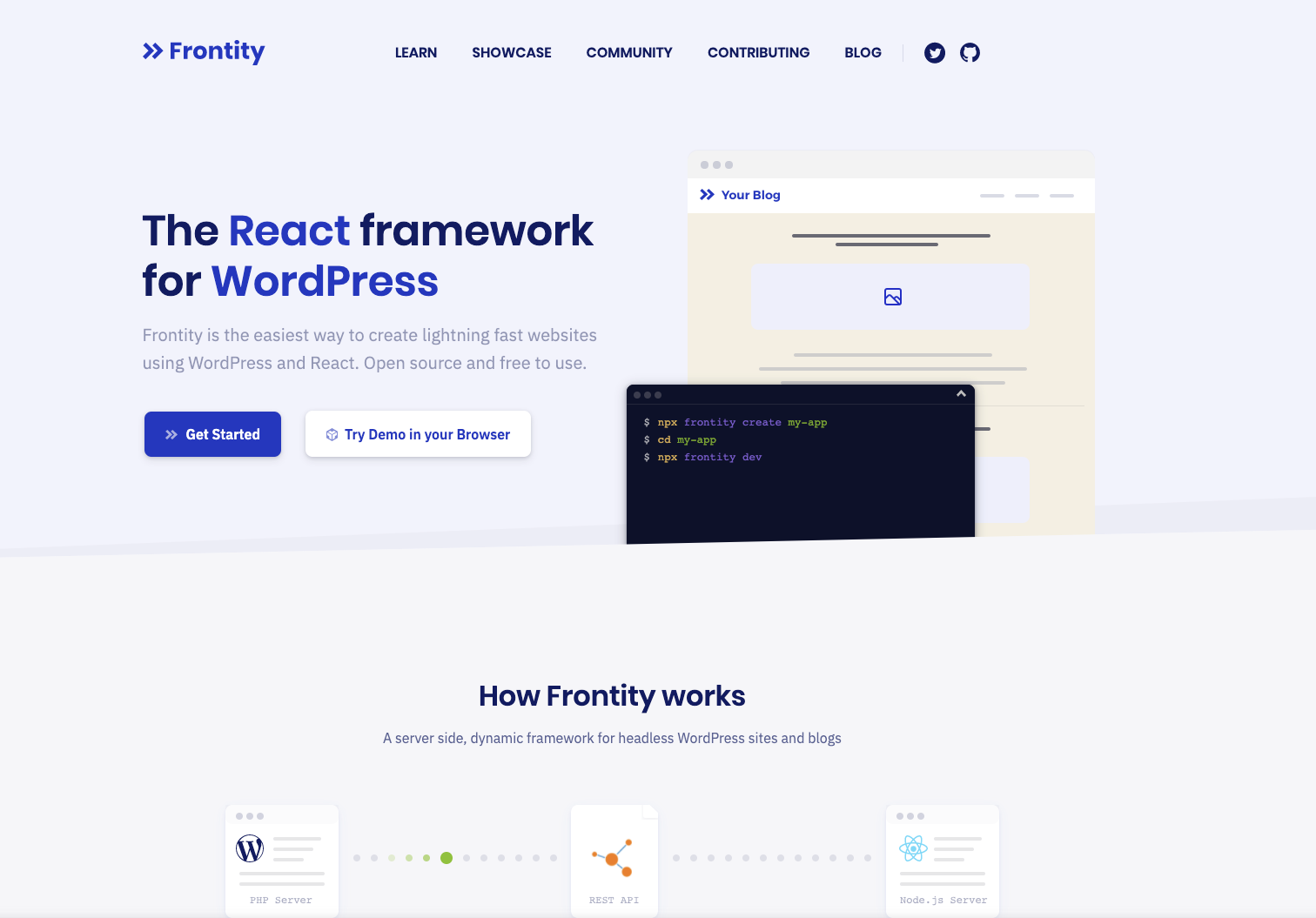 Frontity, a headless CMS, has been acquired by the WordPress parent company.
